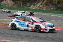 TCR Benelux Trophy: Mat'o Homola en van der Linde winnen laatste sprintraces
