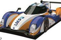 Nissan officieel motorleverancier voor de LM P3 klasse