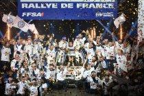 Rally van Frankrijk: Dubbel feest voor Ogier en Volkswagen