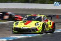 12H Hockenheim: Scuderia Praha Ferrari leidt nipt voor de Haegeli by T2 Racing Porsche