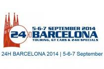 24H Barcelona: Start met veel positiewissels