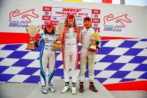Dubai: Max Defourny eerste leider in MRF Challenge