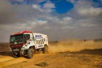 Africa Eco Race: Belgische Iveco van Art of Speed Gregoor Racing pakt leiding
