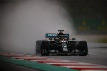 Stiermarken: Hamilton ruim op pole na spannende uitgeregende kwalificatie (update)