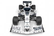 Toro Rosso toont nieuwe look en wordt Alpha Tauri
