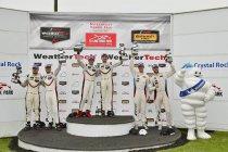 Lime Rock: eerste zege voor Porsche - Vanthoor tweede