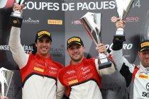 Nogaro: Vanthoor en Ramos domineren kwalificatierace