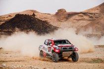 Dakar: Giniel De Villiers houdt overwinning binnen kamp van Toyota