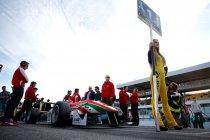 FIA F3: Hockenheim: Felix Rosenqvist wint tweemaal maar titel is voor Raffaele Marciello
