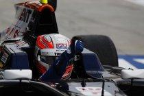 GP3: Hongarije: Zeges voor Luca Ghiotto en Kevin Ceccon