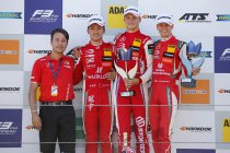 Zandvoort: Ralf Aron voert Prema Theodore Racing kwartet aan in race 1