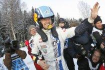 Autosport World Driver Rankings: stand na Rally van Zweden