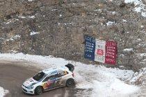 14 WRC-wagens aan de start in Monte Carlo - Novikov en Al-Attiyah afwezig