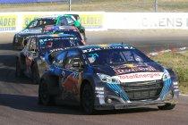 World RX Zweden: Timmy Hansen neemt leiding over van broer Kevin