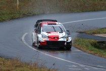 WRC: Ogier neemt het heft in handen