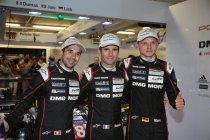 Laatste kwalificatie: Neel Jani pakt de pole - Porsche 1-2-3
