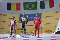 Oostenrijk: Nasr domineert spannende race - Vandoorne knap tweede