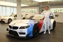 Alex Zanardi aan de start van 24 Hours of Spa!