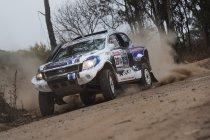 Ford met twee Rangers naar Dakar 2014