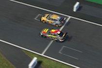 Monza: Mikel Azcona en Daniel Nagy verdelen de buit