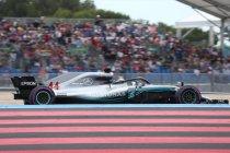 Frankrijk: Mercedes boven – McLaren nergens