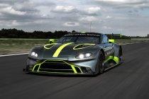 VLN 8: Competitiedebuut nieuwe Aston Martin Vantage GT3 met Maxime Martin