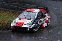 WRC: Ogier rijdt lek, Evans neemt over