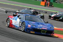 Newsflash: 24H Spa: Zware crash op de Raidillon van #100 SMP Racing Ferrari