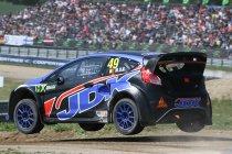 Zweden: 30 wagens voor 12 plaatsen in de finales van Euro RX