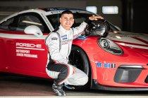 Ayhancan Güven is de nieuwe Porsche Junior rijder