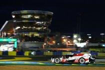 Toyota #7 gaat verder op zijn elan in eerste kwalificatiesessie