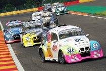 VW e-Fun Cup: start van de tweede seizoenshelft in Spa-Francorchamps