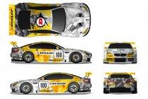 Walkenhorst Motorsport onthult nieuwe Dunlop BMW M6 GT3 Art Car