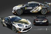 Ypres Rally: Gino Bux aan de start met een Alpine A110 Rally R-GT