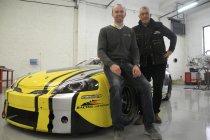 Marc VDS en Franz Dubois slaan handen in elkaar voor deelname aan Nascar Whelen Euro Series