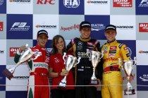 FIA F3: Moskou: Race 2 & 3: Hattrick voor Esteban Ocon