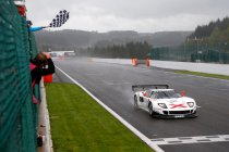 Spa: Nico Verdonck en Frank Kechele (Ford) subliem van pole tot finish