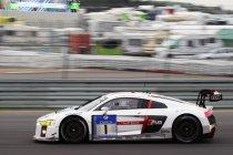 24H Nürburgring: Na 8H: Audi domineert - Brandje bij MarcVDS