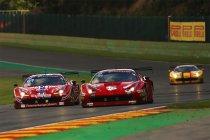 24H Spa: Ook in de prekwalificatie blijft Ferrari op kop