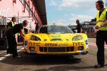SRT Corvette C6 ook naar het BRCC in Dijon