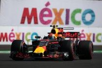 Mexico: Verstappen snelste in zaterdagtraining - Vandoorne negentiende