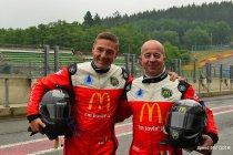 McDonald's Racing komt met stille ambities naar de 24u van Zolder
