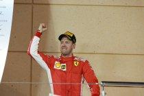 Bahrein: Vettel wint nipt voor Bottas - Vandoorne achtste