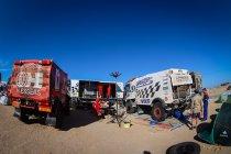Belgen blijven stevig in het zadel tijdens eerste rit in Mauritanië