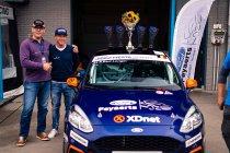 Gamma Racing Day: Bert Longin houdt woord en wint beide races