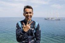Monaco: Alexander Albon pakt derde pole op rij