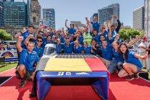 Belgisch team wint met Bert Longin WK zonnewagens!