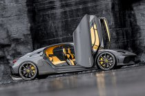 Koenigsegg verbaast met vierpersoons-GT genaamd Gemera