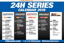 24H SERIES kalender is afgerond!