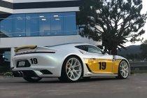 Saleen keert terug naar autosport met Cup- en GT4 wagen